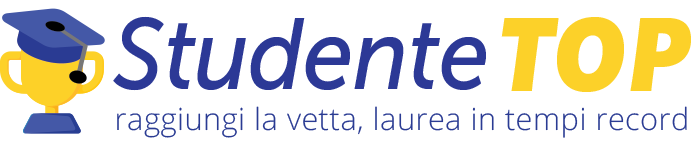 logo studente top